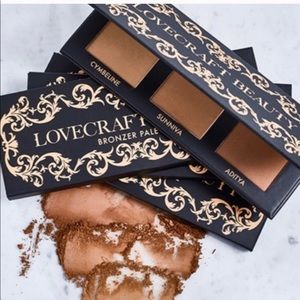 2/$16!! NEW!! Lovecraft Beauty Bronzer Palette!!